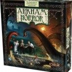 Arkham Horror Miskatonic Horror Expansion