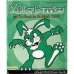 Killer Bunnies: Green Booster Deck