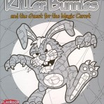 Killer Bunnies: Stainless Steel Booster Deck