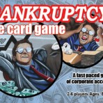 Bankruptcy, the card game