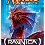 Magic the Gathering: Return to Ravnica boosters
