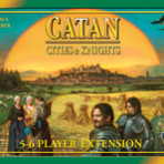 Catan: Cities & Knights: 5-6 Player Extension