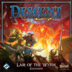 Descent: Journeys in the Dark (Second Edition) - Lair of the Wurm